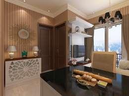 Modern Classic:   by INTERIORES - Interior Consultant & Build
