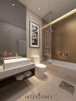 Minimalism:   by INTERIORES - Interior Consultant & Build