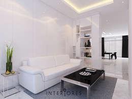 Sutera Onyx (Futuristic) :   by INTERIORES - Interior Consultant & Build