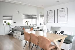 Woonkamer Klein Appartement : Klein appartement inrichten klein wonen klein appartement