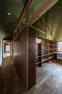 ウィークリンク: Smart Running一級建築士事務所が手掛けた書斎です。