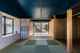 ウィークリンク: Smart Running一級建築士事務所が手掛けた和室です。