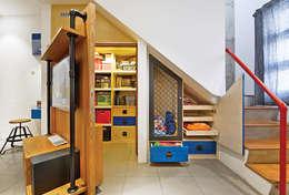 غرفة الميديا تنفيذ IDEO DESIGNWORK