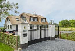 Дома в . Автор – Brand BBA I BBA Architecten