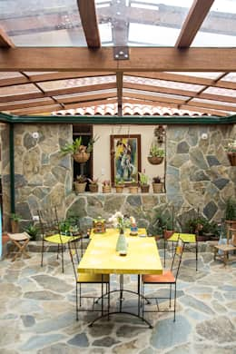 country Garden by Ensamble de Arquitectura Integral