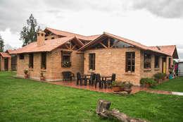 country Houses by Ensamble de Arquitectura Integral