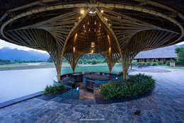Bar hồ bơi Serena ( Serena Pool Bar):  Quán bar & club by BAMBU