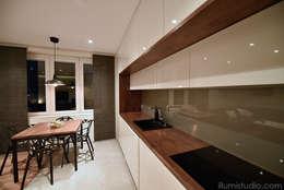 廚房 by ILLUMISTUDIO