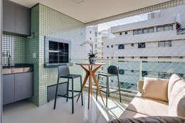 Teras by Ediane Tramujas Arquitetura