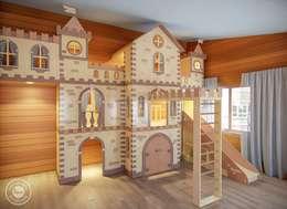 غرف الرضع تنفيذ OBIC Design