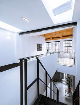 modern Study/office by EVA architecten