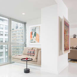 East 69th Street Apartment, NYC: classic Conservatory by BILLINKOFF ARCHITECTURE PLLC