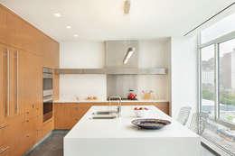 مطبخ تنفيذ BILLINKOFF ARCHITECTURE PLLC