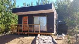 บ้านสำเร็จรูป by Constructora Montgreen Ltda.