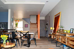 Juchitan Decor: Pasillos y recibidores de estilo  por Erika Winters Design