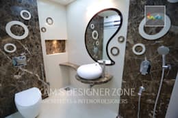 classic Bathroom by KAM'S DESIGNER ZONE