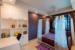 Kids Bedroom: modern Bedroom by Vivek Shankar Architects