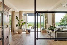 Droomhuis met uitzicht for Huis interieur kleuren