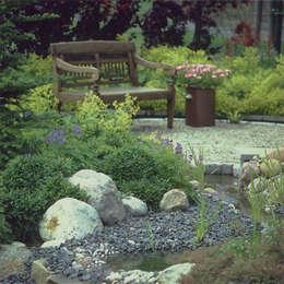 Rock Garden by 2kn architekt + landschaftsarchitekt Thorsten Kasel + Sven Marcus Neu PartSchG