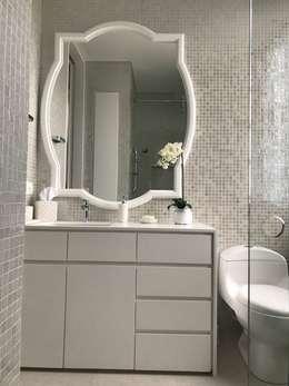 baño: Baños de estilo ecléctico por Ecologik