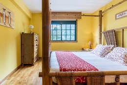 Habitaciones de estilo moderno por CCVO Design and Staging