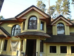 Gable roof by Solid Houses