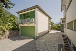 Single family home by Chantal Forzatti architetto
