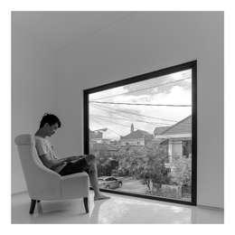 Library Window:  Jendela by studiopapa