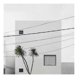 Tampak Depan Ahouse:  Rumah by studiopapa