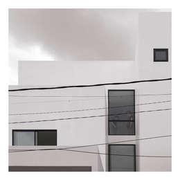 Tampak Depan 3:  Rumah by studiopapa