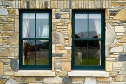 Windows & doors  تنفيذ Marvin Architectural