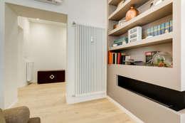 Projekty,  Salon zaprojektowane przez EF_Archidesign