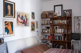 Dormitorios de estilo ecléctico por Chantal Forzatti architetto