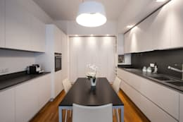 Cocinas integrales de estilo  de Chantal Forzatti architetto
