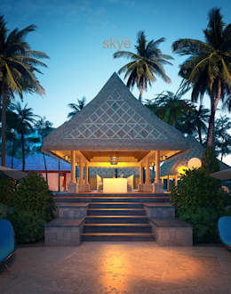 Khách sạn by Skye Architect