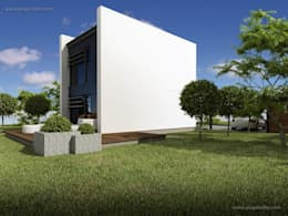 Passive house by homify