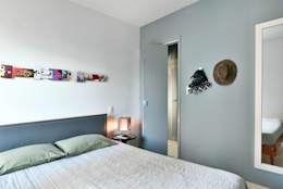 modern Bedroom by Move Móvel  Criação de Mobiliário