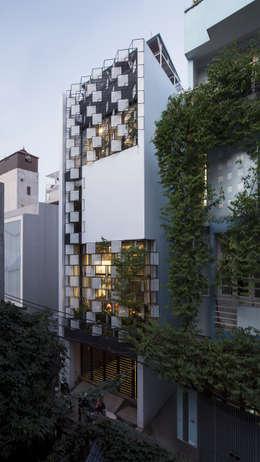 獨棟房 by deline architecture consultancy & construction