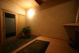 Koridor dan lorong by 安藤建築設計工房