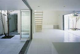 新小岩の家: Studio Noaが手掛けた窓です。