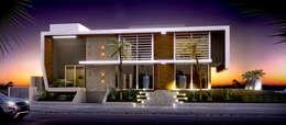 Rumah by studio vert arquitetura