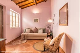 Salas de estilo ecléctico por Sapere di Casa - Architetto Elena Di Sero Home Stager