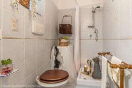 eclectic Bathroom by Sapere di Casa - Architetto Elena Di Sero Home Stager