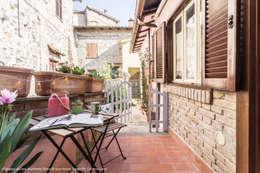 Teras by Sapere di Casa - Architetto Elena Di Sero Home Stager