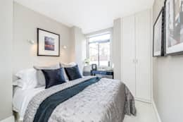 Bristol House: classic Bedroom by Maxmar Construction LTD
