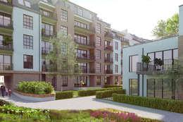 Ecobau GmbH:  tarz Apartman