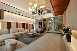Ruang Keluarga by EO design studio