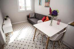 Ruang Keluarga by Grupo Inventia