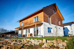 被動式房屋 by architekturbuero dunker