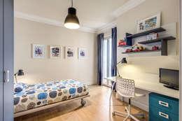 Dormitorios infantiles de estilo moderno por Studio Guerra Sas